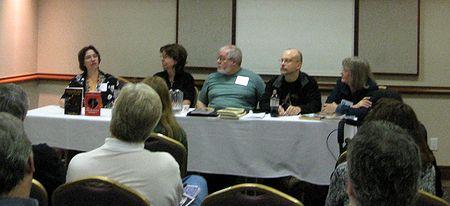 Photo: Table ronde sur la SF canadienne