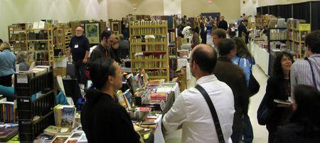 Photo: Apercu de la salle de ventes de la WFC 2007, deuxieme prise