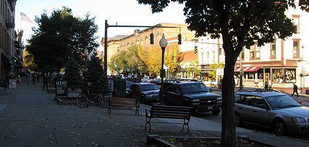 Photo: Apres-midi a Saratoga Springs