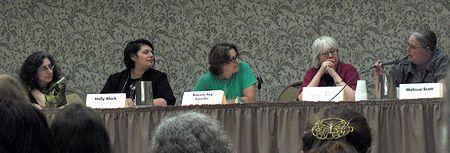 Photo: Panel, Wiscon 31