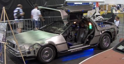 Photo: DeLorean