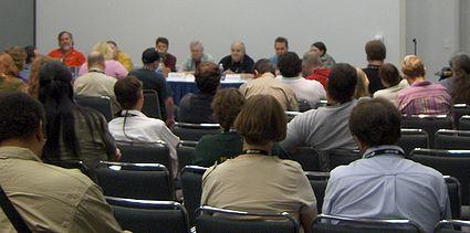 Panel: Renaissance du space opera