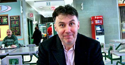 Photo: Jacques Coté, SLO 2006