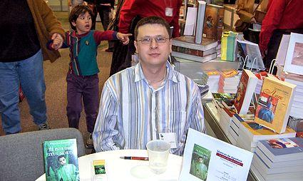 Photo: Pierre-Luc Lafrance au SLO 2006