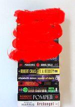 Illustration: Comment eliminer la moitie d'une pile de livres