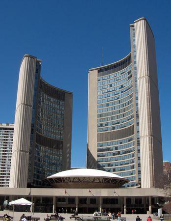 Photo: Hotel de ville de Toronto