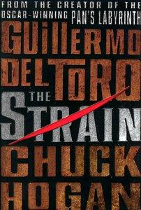 "<em class=""BookTitle"">The Strain</em>, Guillermo del Toro & Chuck Hogan"