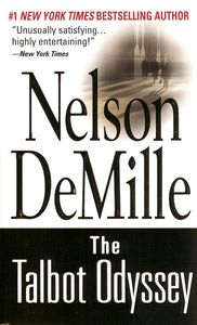 "<em class=""BookTitle"">The Talbot Odyssey</em>, Nelson DeMille"