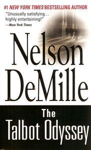 "<em class=""BookTitle"">The Talbot Odyssey</em>, Nelson DeMille"