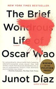 "<em class=""BookTitle"">The Brief Wondrous Life of Oscar Wao</em>, Junot Diaz"