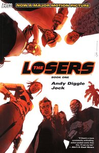 "<em class=""BookTitle"">The Losers</em>, Andy Diggle & Jock"