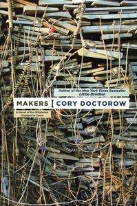 """<em class=""""BookTitle"""">Makers</em>, Cory Doctorow"""
