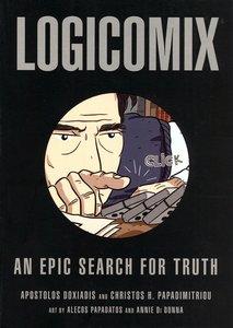 """<em class=""""BookTitle"""">Logicomix</em>, Apostolos Doxiadis & Christos H. Papadimitriou"""