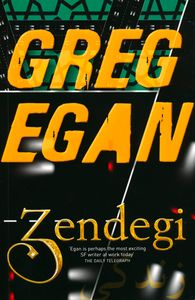 "<em class=""BookTitle"">Zendegi</em>, Greg Egan"