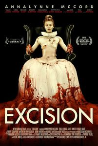 "<strong class=""MovieTitle"">Excision</strong> (2012)"