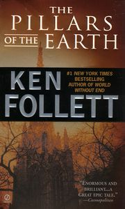"<em class=""BookTitle"">The Pillars of the Earth</em>, Ken Follett"