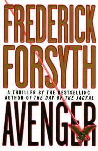 """<em class=""""BookTitle"""">Avenger</em>, Frederick Forsyth"""