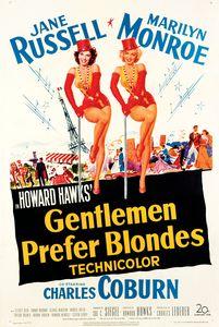 "<strong class=""MovieTitle"">Gentlemen Prefer Blondes</strong> (1953)"