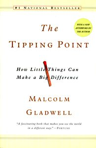 "<em class=""BookTitle"">The Tipping Point</em>, Malcolm Gladwell"