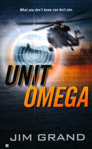 "<em class=""BookTitle"">Unit Omega</em>, Jeff Rovin as Jim Grand"