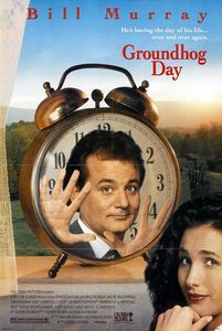 "<strong class=""MovieTitle"">Groundhog Day</strong> (1993)"