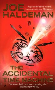 "<em class=""BookTitle"">The Accidental Time Machine</em>, Joe Haldeman"