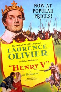 "<strong class=""MovieTitle"">The Chronicle History of King Henry the Fifth with His Battell Fought at Agincourt in France</strong> aka <strong class=""MovieTitle"">Henry V</strong> (1944)"