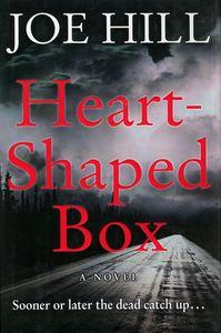 "<em class=""BookTitle"">Heart-Shaped Box</em>, Joe Hill"