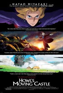 "<strong class=""MovieTitle"">Hauru no ugoku shiro</strong> [<strong class=""MovieTitle"">Howl's Moving Castle</strong>] (2004)"