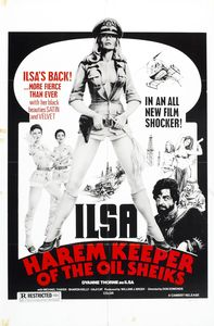 "<strong class=""MovieTitle"">Ilsa, Harem Keeper of the Oil Sheiks</strong> (1976)"