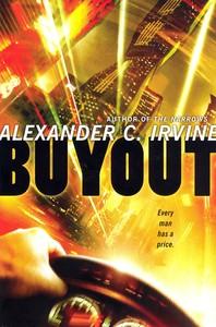 """<em class=""""BookTitle"""">Buyout</em>, Alexander C. Irvine"""