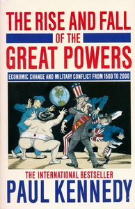 "<em class=""BookTitle"">The Rise and Fall of the Great Powers</em>, Paul Kennedy"