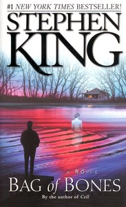 "<em class=""BookTitle"">Bag of Bones</em>, Stephen King"