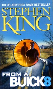 "<em class=""BookTitle"">From a Buick 8</em>, Stephen King"