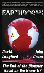 "<em class=""BookTitle"">Earthdoom!</em>, David Langford & John Grant"