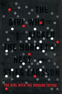 "<em class=""BookTitle"">The Girl Who Kicked the Hornet's Nest</em>, Stieg Larsson (translated by Reg Keeland)"