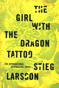 "<em class=""BookTitle"">The Girl with the Dragon Tattoo</em>, Stieg Larsson"