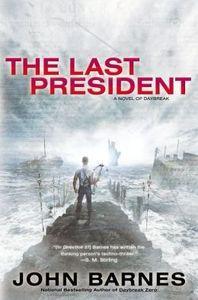 "<em class=""BookTitle"">The Last President</em>, John Barnes"