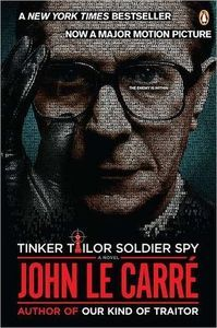 "<em class=""BookTitle"">Tinker Tailor Soldier Spy</em>, John le Carré"