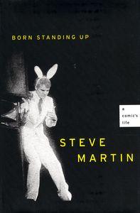 """<em class=""""BookTitle"""">Born Standing Up</em>, Steve Martin"""