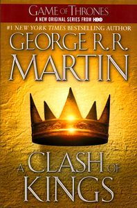 "<em class=""BookTitle"">A Clash of Kings</em>, George R.R. Martin"