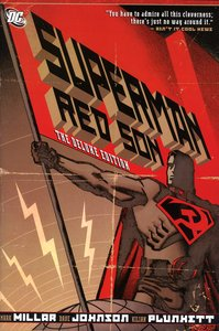 "<em class=""BookTitle"">Superman: Red Son</em>, Mark Millar & Dave Johnson"