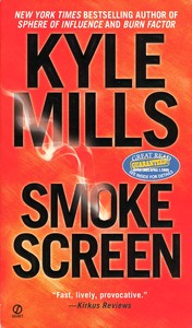 "<em class=""BookTitle"">Smoke Screen</em>, Kyle Mills"