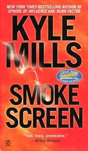 "<em class=""BookTitle"">Smoke Screen</em>, Kyle Mills"