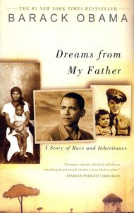 "<em class=""BookTitle"">Dreams From My Father</em>, Barack Obama"