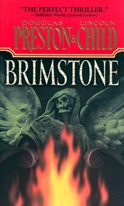 "<em class=""BookTitle"">Brimstone</em>, Douglas Preston & Lincoln Child"