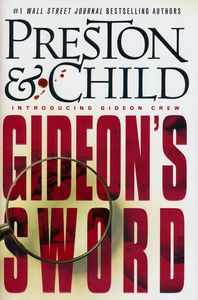 "<em class=""BookTitle"">Gideon's Sword</em>, Douglas Preston & Lincoln Child"