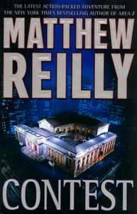 "<em class=""BookTitle"">Contest</em>, Matthew Reilly"