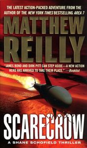 "<em class=""BookTitle"">Scarecrow</em>, Matthew Reilly"