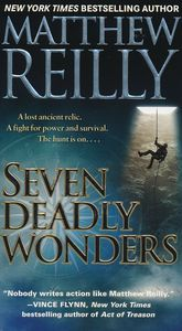 "<em class=""BookTitle"">Seven Deadly Wonders</em>, Matthew Reilly"